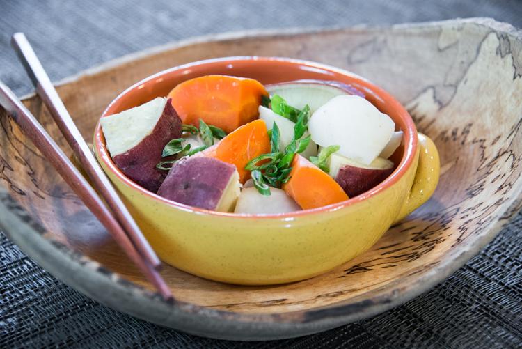 Vegetable Nishime