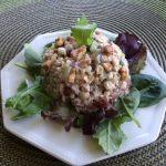 "Photo of tempeh ""tuna"" salad"